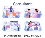 professional consulting service ... | Shutterstock .eps vector #1967597326