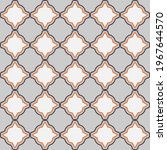 seamless pattern with geometric ... | Shutterstock .eps vector #1967644570