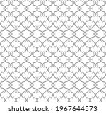 seamless pattern with geometric ... | Shutterstock .eps vector #1967644573