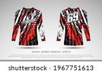 long sleeve t shirt design...   Shutterstock .eps vector #1967751613