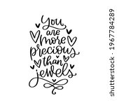 baby love quote. you are more... | Shutterstock .eps vector #1967784289
