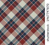 seamless pattern of scottish... | Shutterstock .eps vector #1967797870
