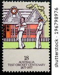 australia   circa 1977 a... | Shutterstock . vector #196798976