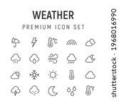 premium pack of weather line...