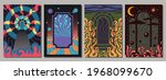 1960s psychedelic posters ...   Shutterstock .eps vector #1968099670