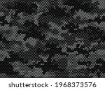 camouflage seamless pattern....   Shutterstock .eps vector #1968373576