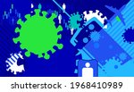 vector illustration of... | Shutterstock .eps vector #1968410989