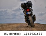 Enduro Motorcycle Traveler...