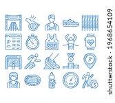 marathon elements sketch icon...   Shutterstock .eps vector #1968654109