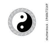 vector illustration of black...   Shutterstock .eps vector #1968672169