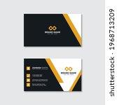 modern professional business...   Shutterstock .eps vector #1968713209