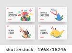 online activism  digital... | Shutterstock .eps vector #1968718246