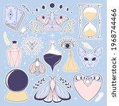 adorable clip art illustration. ...   Shutterstock .eps vector #1968744466