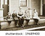 Grandpa And Granddaughters...