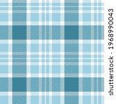 turquoise simple tartan....   Shutterstock .eps vector #1968990043