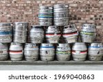 A Stack Of Beer Or Ale  Or...