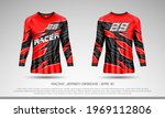 long sleeve t shirt design....   Shutterstock .eps vector #1969112806