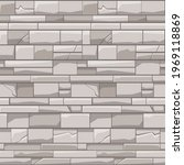 seamless pattern brick stone...