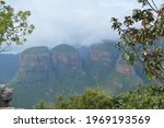 Picturesque Blyde River Canyon...