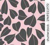 seamless elegant pattern with...   Shutterstock .eps vector #1969311970