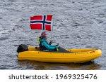 Ulsteinvik  Norway   2020 May...