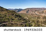 A High Altitude Plateau With A...