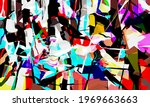 Color Abstract Background...