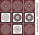 9 design set  jali design for...   Shutterstock .eps vector #1969770910