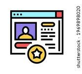 customer account bonus color...   Shutterstock .eps vector #1969898020