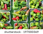 Organic Sweet Pepper At Outdoo...