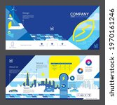 company profile. clean energy... | Shutterstock .eps vector #1970161246