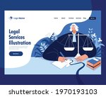 law  lawyer  justice and law ... | Shutterstock .eps vector #1970193103
