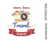 vintage quote illustration... | Shutterstock .eps vector #1970457536