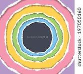 tear paper   Shutterstock .eps vector #197050160