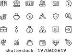 finance money business outline...   Shutterstock .eps vector #1970602619