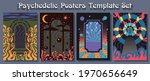psychedelic posters template... | Shutterstock .eps vector #1970656649