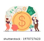 happy people man woman... | Shutterstock .eps vector #1970727623