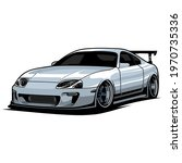 jdm car vector  perfect for...   Shutterstock .eps vector #1970735336