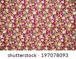 vintage style of tapestry... | Shutterstock . vector #197078093