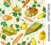 watercolor illustration pattern ...