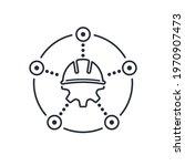engineer data integration ...   Shutterstock .eps vector #1970907473