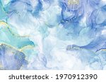 alcohol ink colors background....   Shutterstock .eps vector #1970912390