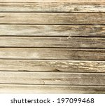 wood plank texture for your... | Shutterstock . vector #197099468