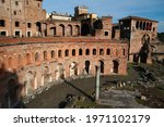 View On The Trajan Markets ...