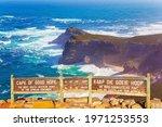 Bird's Eye View. Cape Of Good...