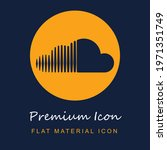 soundcloud logo premium...