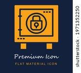 safe box premium material ui ux ...