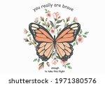 Butterfly Vector Art Design...