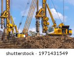 Bauer Bg 36 Drilling Rigs And...