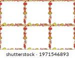 Seamless Pattern. Raster...